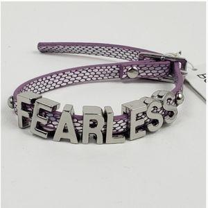 BCBGeneration FEARLESS Mini-Affirmation Bracelet